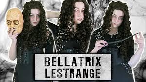 Bellatrix Halloween Costume Diy Cosplay Bellatrix Lestrange