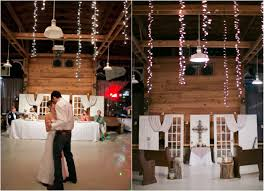 rustic wedding venues in wisconsin barn wedding with country wedding decorations barn
