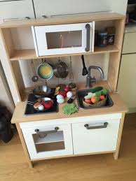 Ikea Kids Kitchen by Used Kids Ikea Wooden Play Kitchen In Rm7 Romford For 40 00 U2013 Shpock