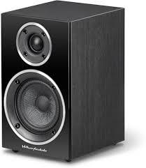 wharfedale diamond 210 blackwood bookshelf speakers at