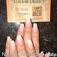 gallery nails of america nails in katy pedicure manicure