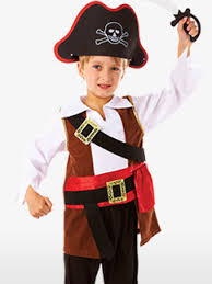 children u0027s pirate fancy dress party delights