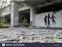 pripyat ukraine pictured in this file image is a wall mural in pictured in this file image is a wall mural in the abandoned