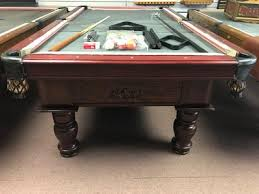 used pool tables for sale in ohio pre owned pool tables