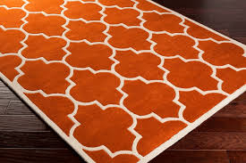 Red And Orange Rug Easy Ideas For Using The Burnt Orange Area Rug U2014 Home Ideas Collection