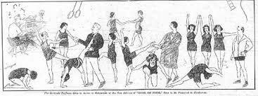 Winter Garden Gymnastics - the gertrude hoffman collection