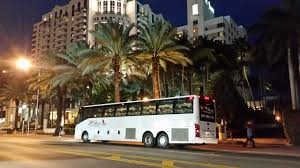 Car Rentals At Port Of Miami Miami Executive Limo Service Group Charter Bus Rental Company Florida