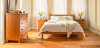 American Bedroom Furniture by Solid Wood Bedroom Furniture Sets Vermont Woods Studios