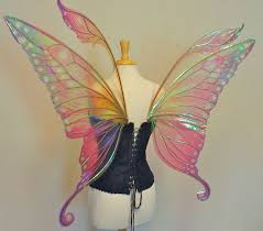 Halloween Costume Fairy Wings 25 Fairy Wings Costume Ideas Fairy Wings