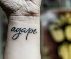 agape tattoo agape tattoo mine things i like pinterest