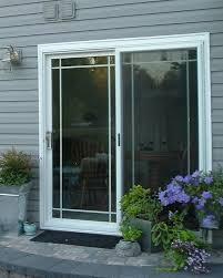 Glass Door With Dog Door Built In by Champion Sliding Glass Doors