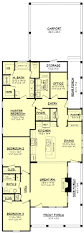 12 Bedroom House Plans by Farmhouse Style House Plan 3 Beds 2 50 Baths 1825 Sq Ft Plan 430 86