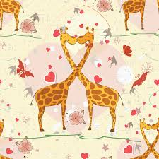 s day giraffe of giraffes s day vector