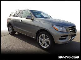 mercedes 2014 suv certified pre owned 2014 mercedes m class ml 350 suv in