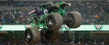 monster truck show boston greensboro coliseum complex