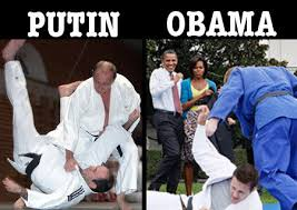 Obama Putin Meme - when searching for putin vs obama why is obama always the loser