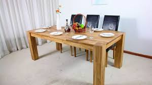 solid wood dining room sets the 25 best solid wood dining table ideas on dining for
