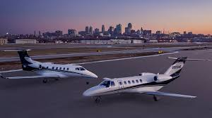 Kansas executive travel images Executive airshare leaves downtown airport for lenexa kansas png