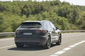 Porsche Cayenne Suv - prototype drive porsche cayenne more aggressive than ever gtspirit