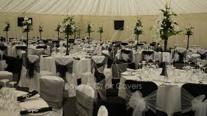 Black And White Chair Covers Wedding Chair Covers And Wedding Planning Newcastle And Gateshead