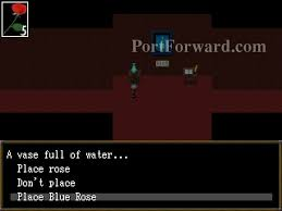 The Blue Vase Ib Near The Save Point Examine The Vase You U0027ll Notice That A