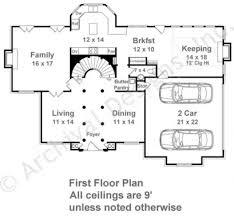 chesborough place traditional floor plans luxury plans