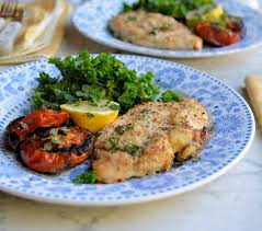 Main Dish Chicken Recipes - low calorie 5 2 diet recipe garlic herb and parmesan crusted