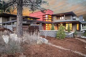 frank lloyd wright inspired homes lolo drive residence bend or ashley u0026 vance