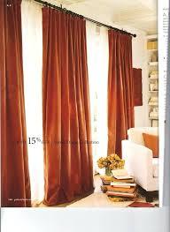 orange bedroom curtains rust colored curtains gooniesdocumentary com