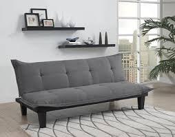 Leather Sofa Wooden Frame Folding Sofa Bed Design Space Saving Wooden Frame European Style