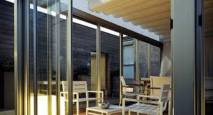 Outdoor Glass Room - sliding glass doors outdoor kitchens northwest