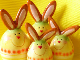 Easter Egg Rabbit Decoration by Free Images Food Colorful Toy Rabbit Laugh Deco Hare