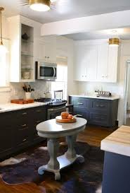 kitchen cabinets different colors top bottom kitchen dining kitchen remodel home kitchens new kitchen