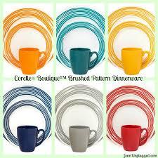 corelle dinnerware exclusively at kohl s corelle jenn unplugged