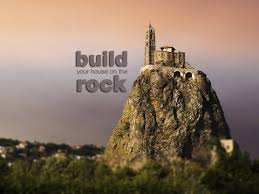 build your house build your house on the rock pt 1