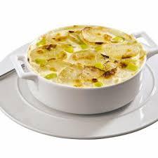 poireaux cuisine recette gratin de pommes de terre et de poireaux cuisine
