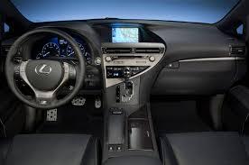 convertible lexus 2016 lexus rx 350 interior