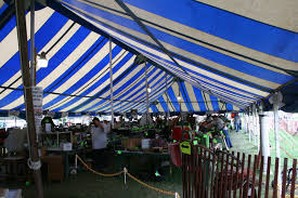 Peoria Tent And Awning 2014 Midwest Old Threshers Setup By Big Ten Rentals