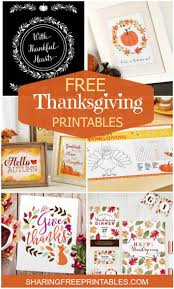 printables thanksgiving best 25 free thanksgiving printables ideas only on pinterest