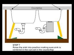 Kitchen Sink Installation Instructions by E Clips Undermount Sink Clip Kit Installation Youtube