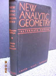analytic geometry abebooks