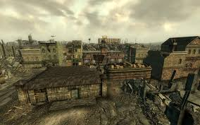 Fallout 3 Complete Map by Canterbury Commons Fallout Wiki Fandom Powered By Wikia
