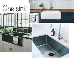 Tips For Choosing A New Kitchen Sink Buster - Choosing kitchen sink