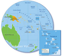 map of tuvalu custom travel maps tuvalu micronesia map