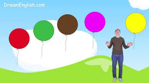 color song for kids learn 9 colors youtube