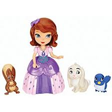 amazon disney sofia dancing sisters 2 pack toys