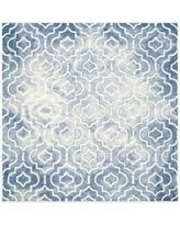 huge deal on safavieh dip dye moroccan trellis 7 u0027 square area rug