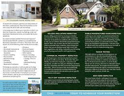 punch home design forum new free brochure design for four county home inspection services