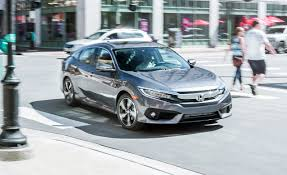 honda civic 2016 sedan 2016 honda civic sedan 1 5l turbo test u2013 review u2013 car and driver