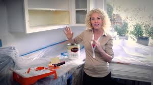 How To Properly Paint Kitchen Cabinets How To Paint Kitchen Cabinets Youtube